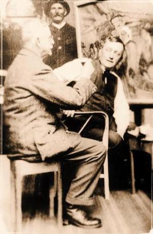 Curnow Vosper et Arthur Midy