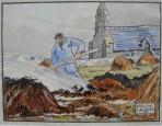 Goémonier à Notre Dame de la Joie par Géo-Fourrier