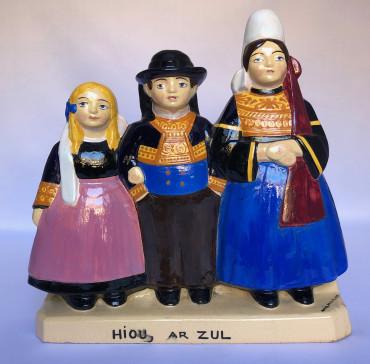 """Hiou ar zul """"Aujourd'hui c'est dimanche"""" par Anie Mouroux"""