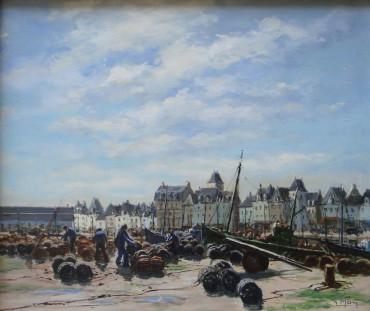 Le Croisic par Maurice Moy