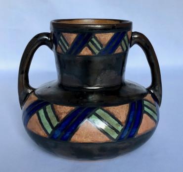 Vase Odetta à anses avant