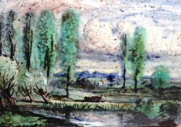 Pâturage par Jules Dupré