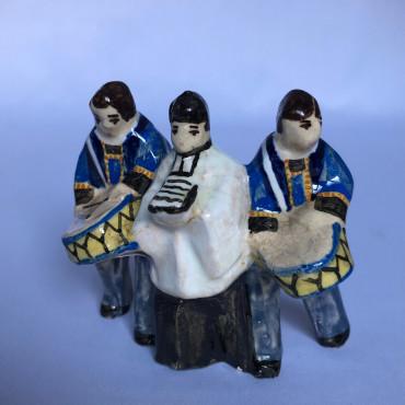 Le curé et les tambours par Sévellec